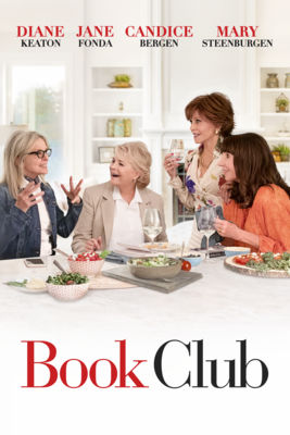 Jaquette dvd Book Club