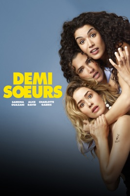 Jaquette dvd Demi-soeurs