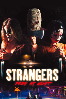 DVD Strangers: Prey At Night