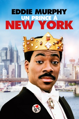 Un Prince à New York (Coming To America) en streaming ou téléchargement