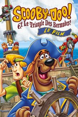 DVD Scooby-Doo et le Triangle des Bermudes