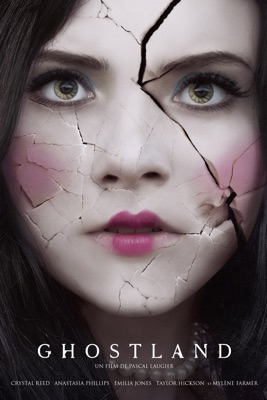 Jaquette dvd Ghostland
