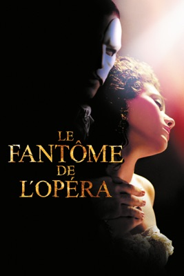 DVD Le Fantôme De L'opéra (VF)
