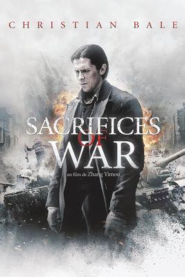 DVD Sacrifices Of War (Flowers Of War)