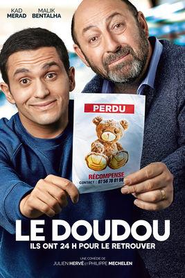 Jaquette dvd Le Doudou