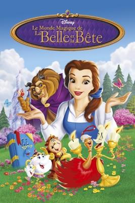 Jaquette dvd Le Monde Magique De La Belle Et La Bête