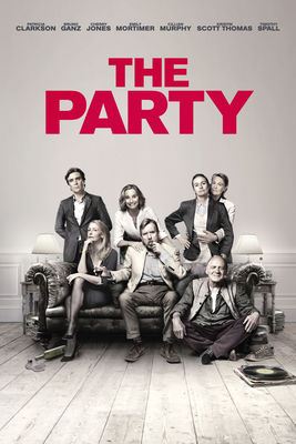 Jaquette dvd The Party (VF) (2017)