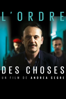 DVD L'ordre Des Choses