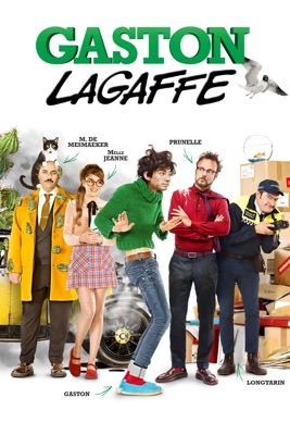 Télécharger Gaston Lagaffe ou voir en streaming