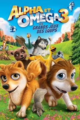 Jaquette dvd Alpha And Omega: Les Grands Jeux Des Loups