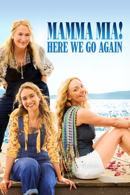 DVD Mamma Mia! Here We Go Again