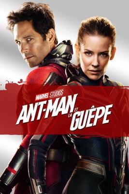 DVD Ant-Man Et La Guêpe