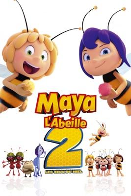Jaquette dvd Maya L'abeille 2 : Les Jeux Du Miel