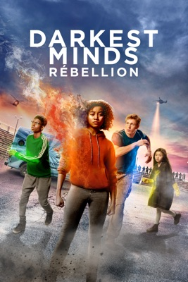 DVD Darkest Minds: Rébellion