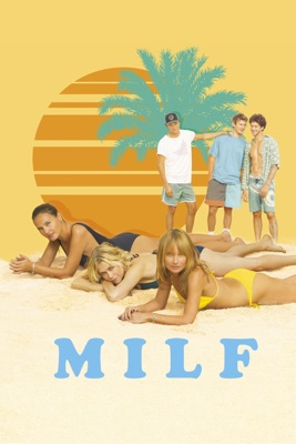 Jaquette dvd MILF (2018)