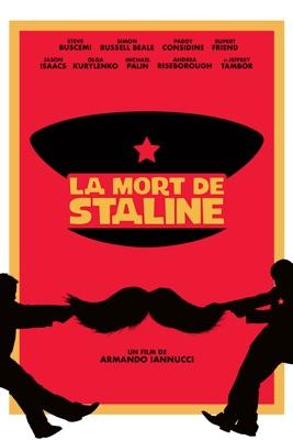 DVD La Mort De Staline