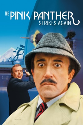 DVD Pink Panther Strikes Again, The