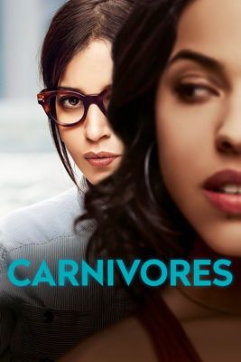 Jaquette dvd Carnivores