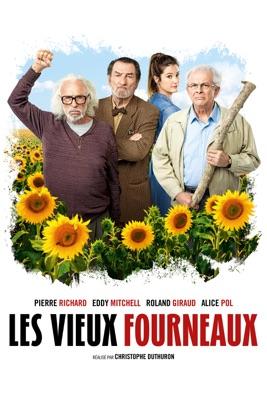 Jaquette dvd Les Vieux Fourneaux