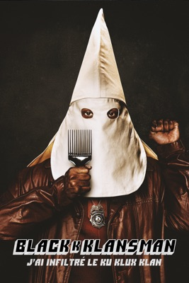 DVD Blackkklansman : J'ai Infiltré Le Ku Klux Klan