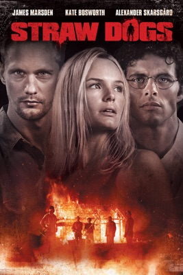 Jaquette dvd Straw Dogs