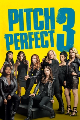 Jaquette dvd Pitch Perfect 3