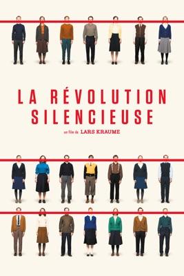 Jaquette dvd La Révolution Silencieuse