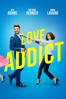 Jaquette dvd Love Addict