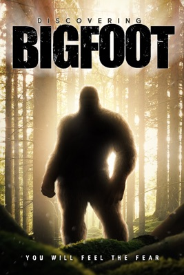 DVD À La Découverte De Bigfoot (Discovering Bigfoot)