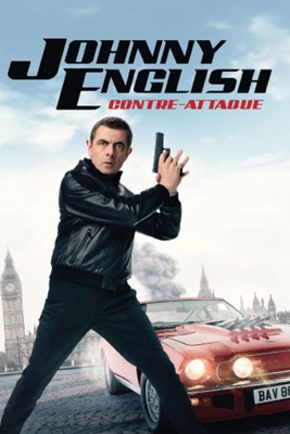 Jaquette dvd Johnny English Contre-attaque