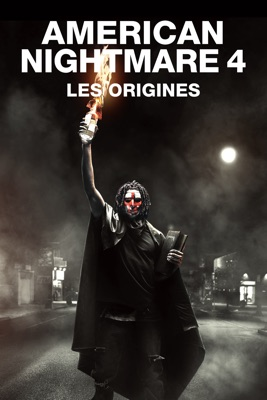 DVD American Nightmare 4 : Les Origines