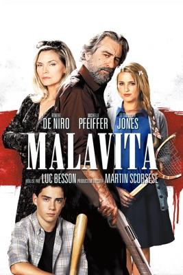 Jaquette dvd Malavita