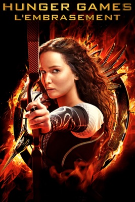 DVD Hunger Games - L'embrasement