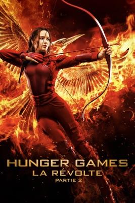 Jaquette dvd Hunger Games - La Révolte [partie 2]
