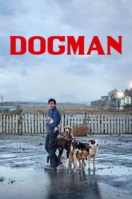 Jaquette dvd Dogman