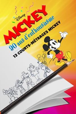 DVD Mickey, 90 Ans D'enthousiasme