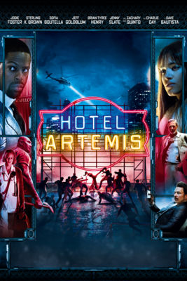 Hotel Artemis torrent magnet