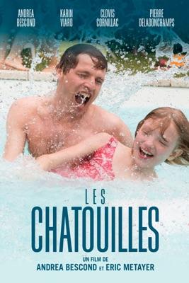 Jaquette dvd Les Chatouilles