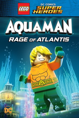 LEGO DC Super Heroes : Aquaman en streaming ou téléchargement
