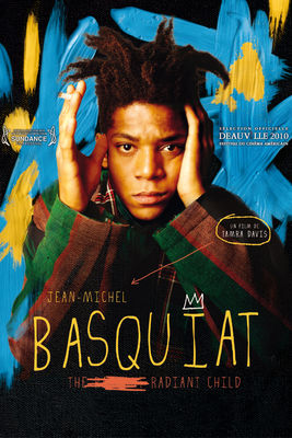 Jaquette dvd Jean-Michel Basquiat: The Radiant Child (VOST)