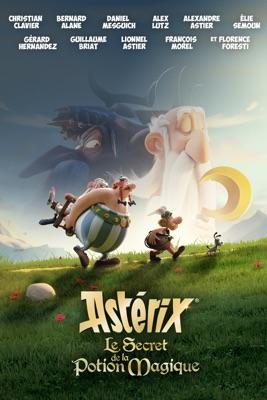Jaquette dvd Astérix : Le Secret De La Potion Magique