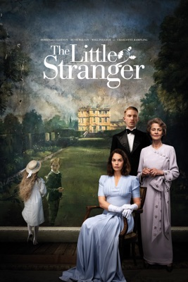 Jaquette dvd The Little Stranger