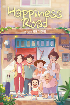 Jaquette dvd Happiness Road