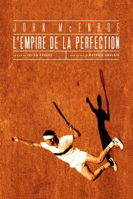 Jaquette dvd John McEnroe : L'empire De La Perfection