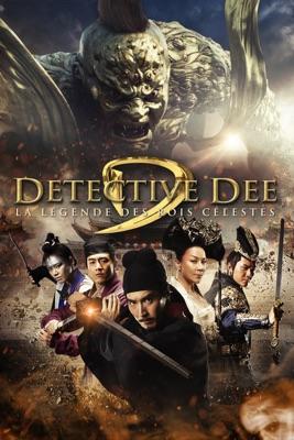 Télécharger Détective Dee : La Légende Des Rois Célestes