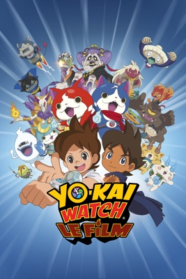 DVD Yo-kai Watch, Le Film