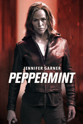 Jaquette dvd Peppermint