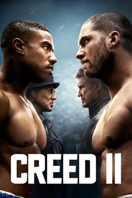 Jaquette dvd Creed II