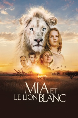 DVD Mia Et Le Lion Blanc