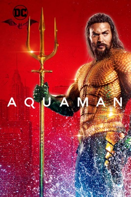 DVD Aquaman (2018)